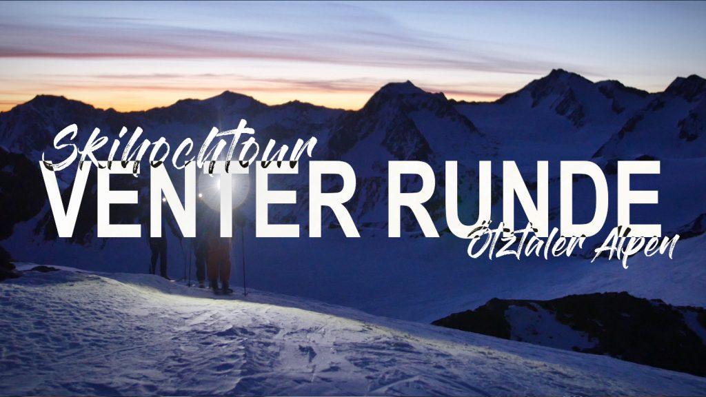 Skihochtour Ötztaler Alpen